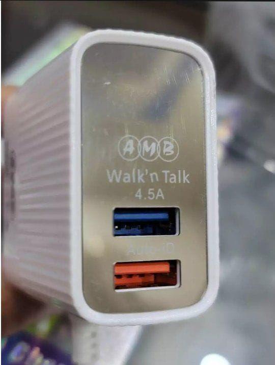 AMB Walk'n Talk with LCD Display