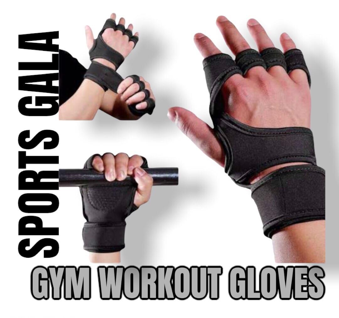 100% Imported Gym Half Finger Gloves ,Gym Gloves for Men ,Women ,weightlifting  gloves, Yoga gloves for women ,Gym gloves for boys, Gym gloves Workout ,Exercise gloves ,hand gloves for exercise ,exercise hand gloves ,gloves for exercise