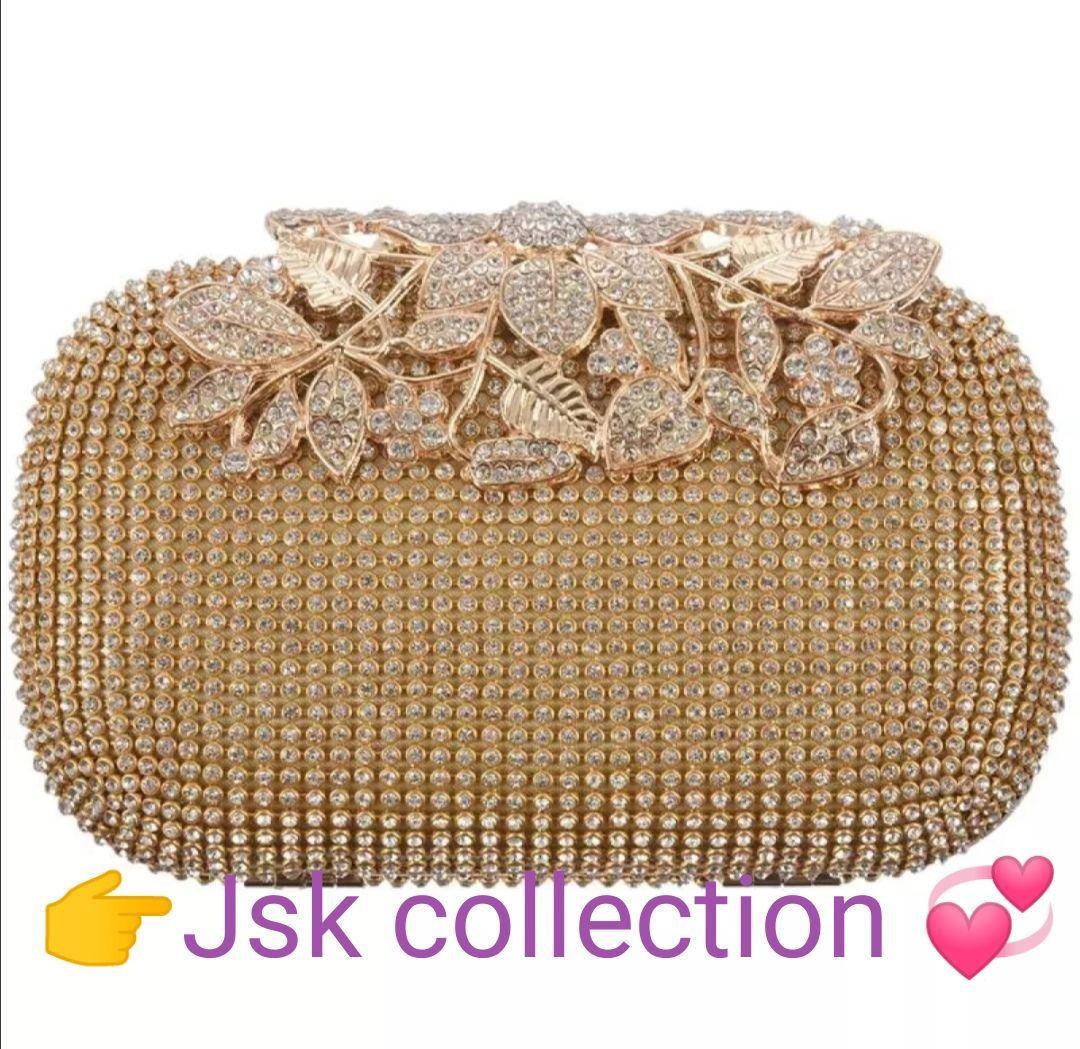 Bridal Clutch Party Clutch Purse Latest Crystal Evening Bags Ladies Wedding Wallet Bridal Clutch Purse