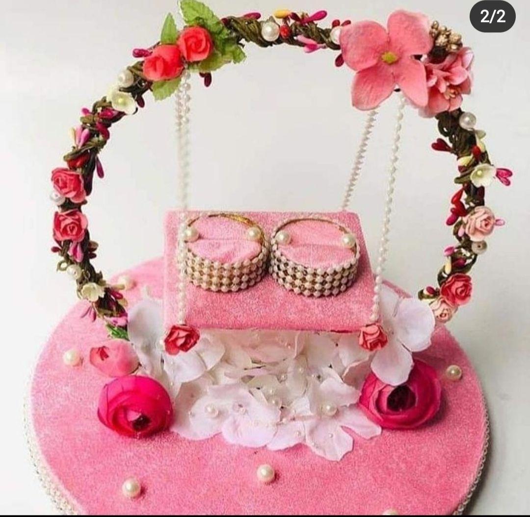Engagement Ring Plate Wedding RIng Tray/Platter