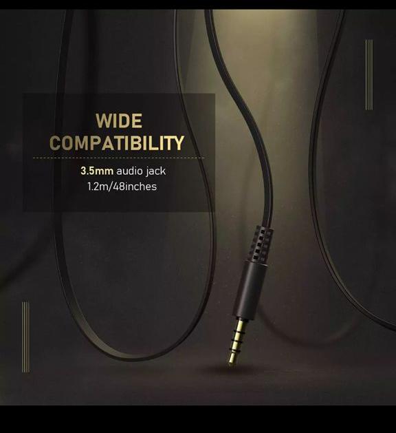 Network earphones
